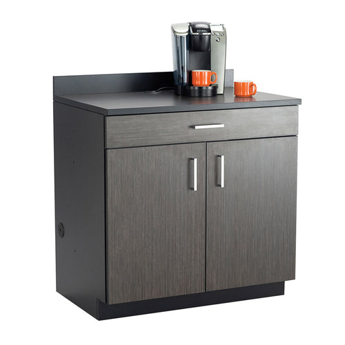 Deluxe 2-Door, 1-Drawer Base Cabinet
