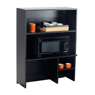 Deluxe Appliance Hutch Cabinet