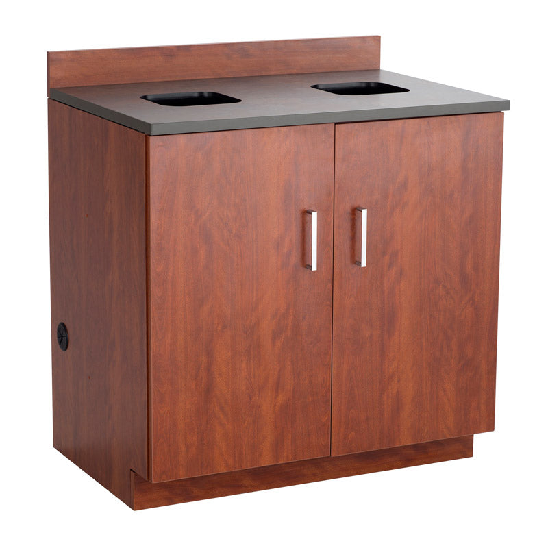 Deluxe Waste Management Base Cabinet