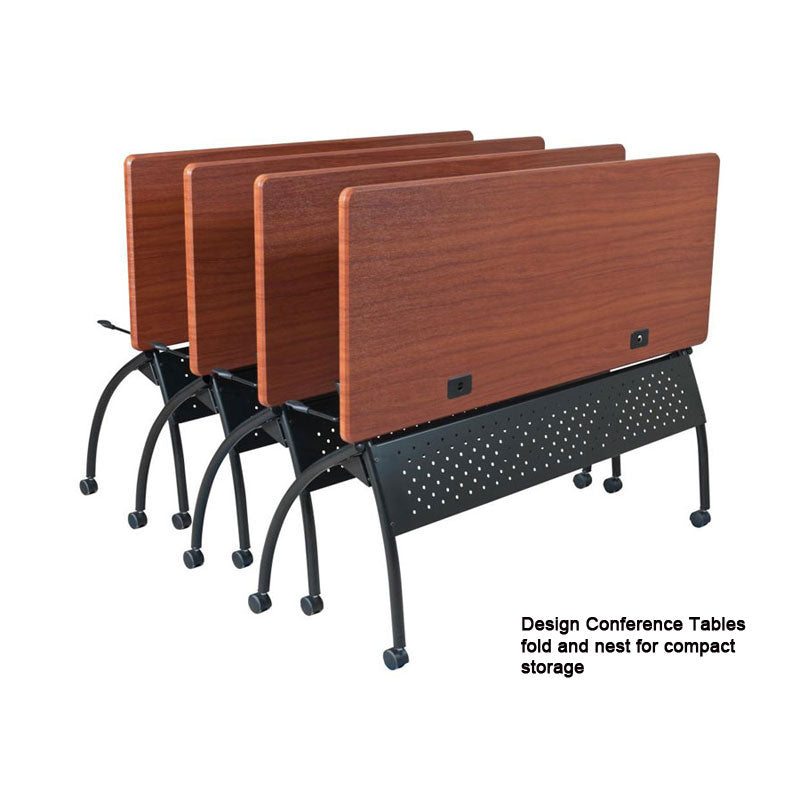 Design Folding Conference Table Ultimate Office - Collapsible conference table