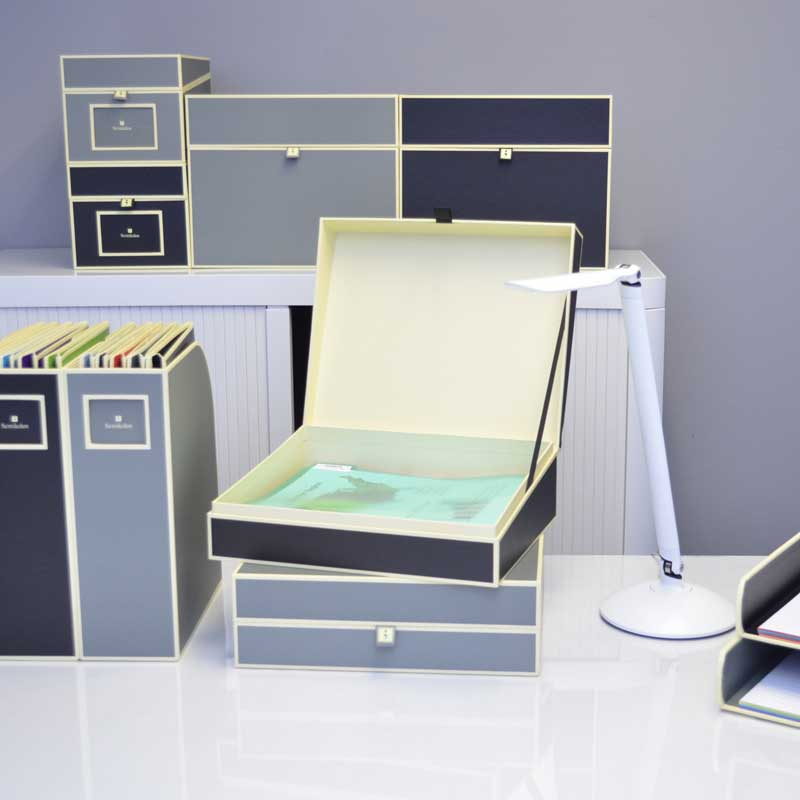 Semikolon Document Box