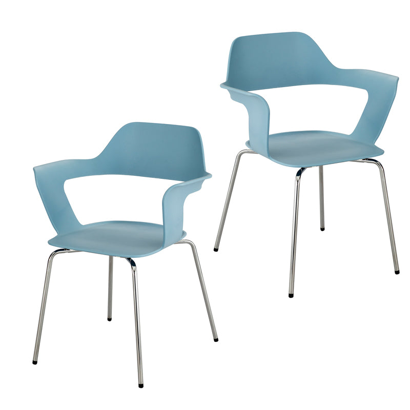 DuraFlex Stacking Chairs (set of 2)