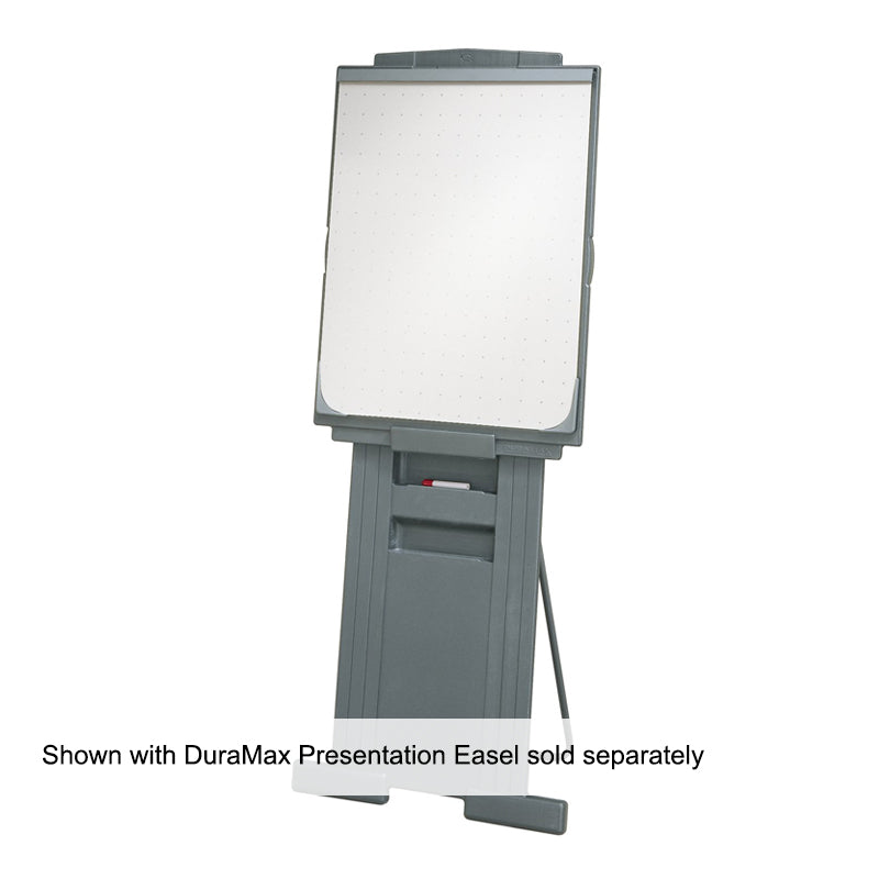 reversible dry erase board use w pres easel ultimate office