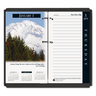 "Earthscapes Daily Calendar Refill, 3 1/2"" X 6"", 2021"
