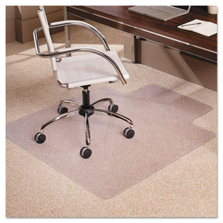 Everlife Chair Mat (for Low Pile Carpet) Clear