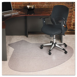 Everlife Chair Mat (for Medium Pile Carpet) Clear