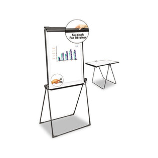 Foldable Double-Sided Dry-Erase Easel