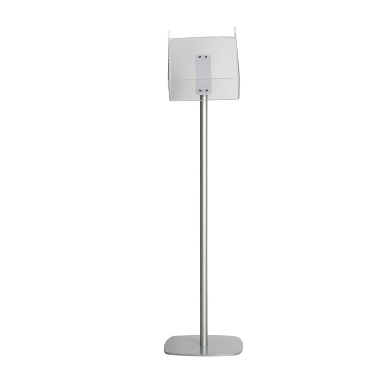 Free-Standing Literature Holder w/ Aluminum Stand