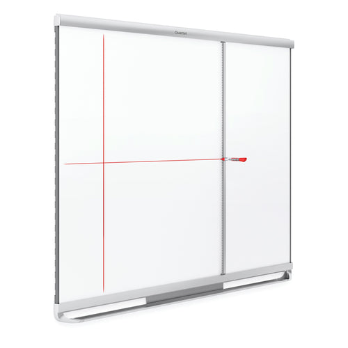 Full-Board Writing Guide  (for #6070 & #6073 Deluxe Magnetic Whiteboards)