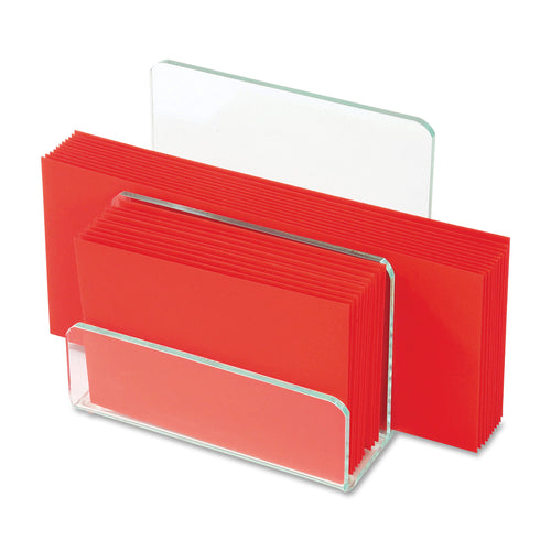 Green Glass Acrylic Mini Sorter