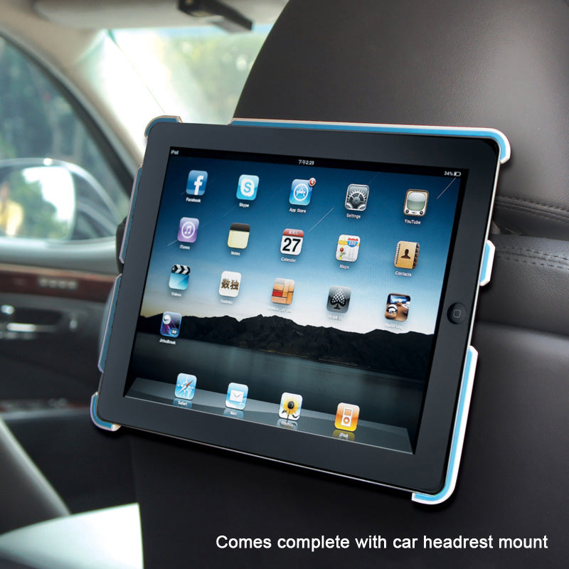 Multi-Function SpinStand for iPad 2, 3, and 4
