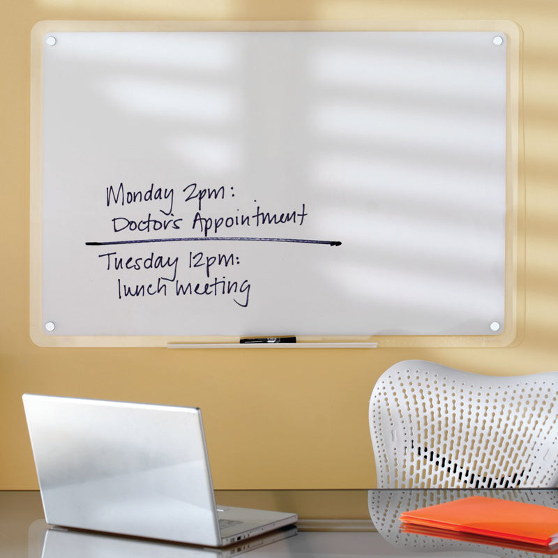 iQ Total Erase Translucent-Edge Whiteboard