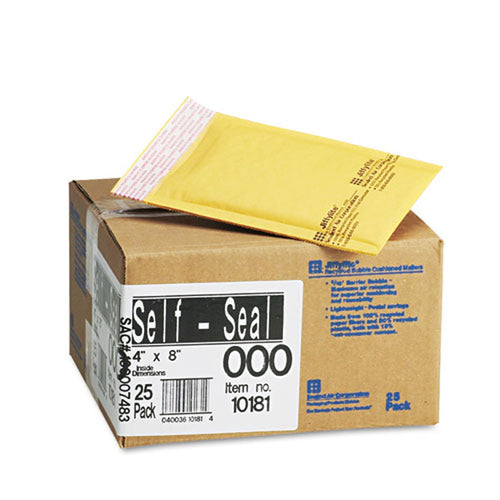 Jiffylite Self-Seal Bubble Mailers