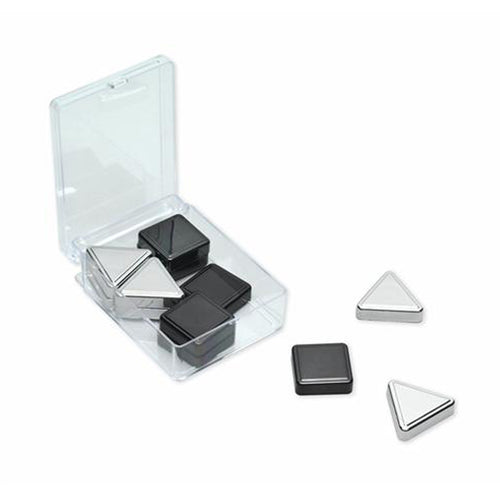 Metallic Magnets (box of 12)