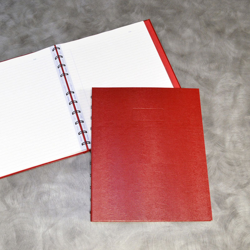 "Miraclebind Notebook, College Rule, 9 1/4"" x 7 1/4"",  75 Sheets"