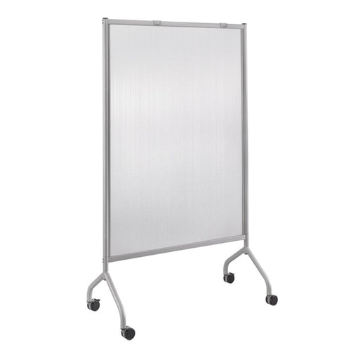 "42"" x 72"" Mobile Polycarbonate Screen"