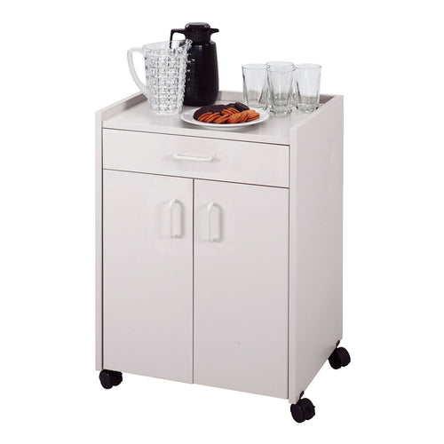 Mobile Refreshment Center w/ Drawer