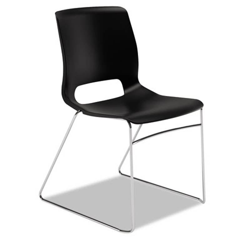 Motivate High-Density Stacking Chairs (set of 4)