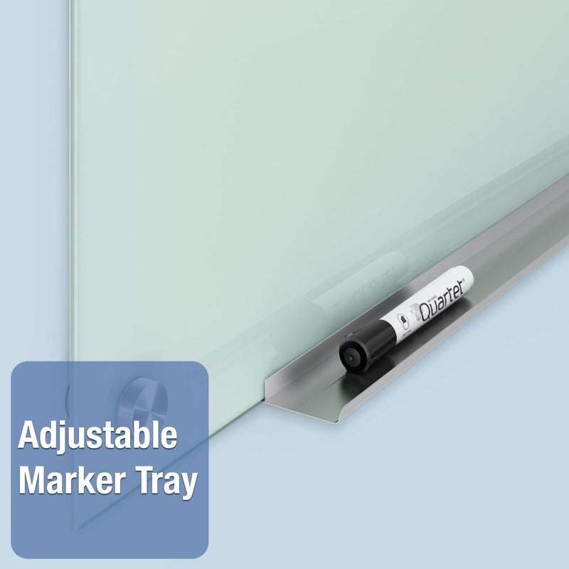Non-Magnetic Dry-Erase Glass Board