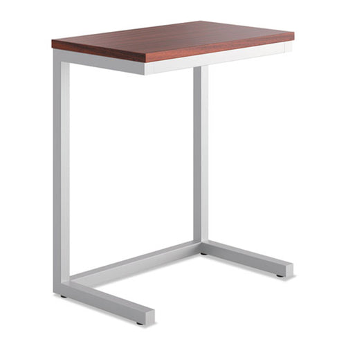 "Occasional Cantilever Table, 24""w x 15""d x 20 3/4""h"