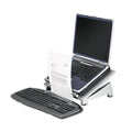 Office Suites Laptop Riser w/ Copyholder, Black