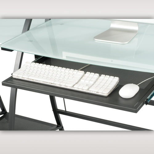 Optional Extending Keyboard Tray