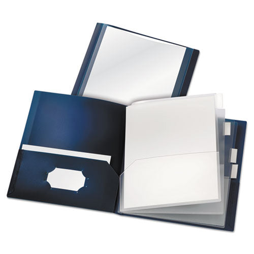 Ten-Pocket Project File Folder
