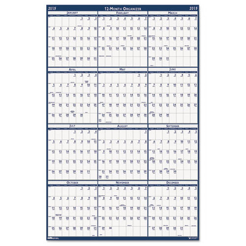 erasable yearly wall calendars ultimate office