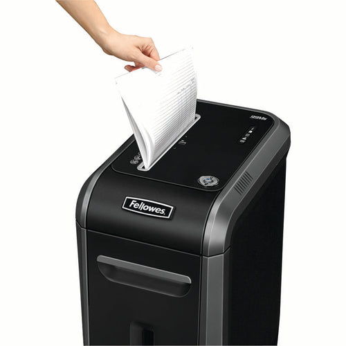Powershred 99ms Medium-Duty Micro-Cut Shredder, 12 Sheet Capacity