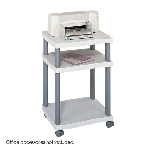 Printer/Machine Stand, Gray