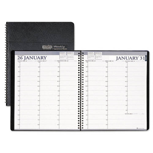 "Professional Academic Weekly Planner, 8-1/2"" X 11"""