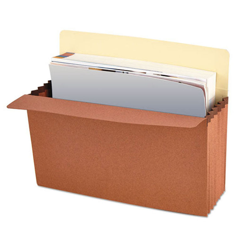 Redrope Expanding File Pockets w/Tyvek