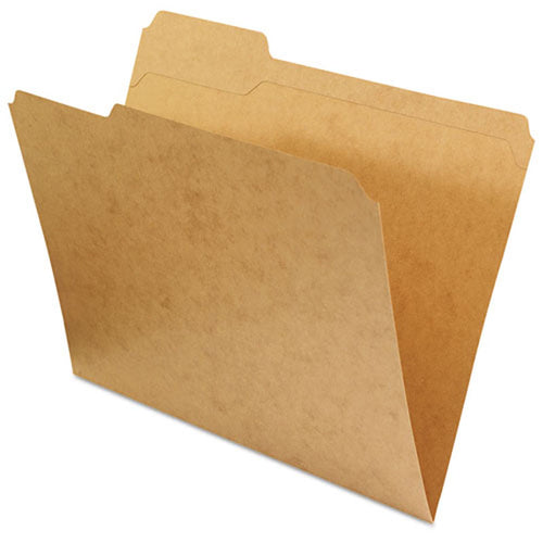 Reinforced Kraft Top Tab File Folders (box of 100)