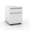 TRIO Low Profile Mobile Pedestal File
