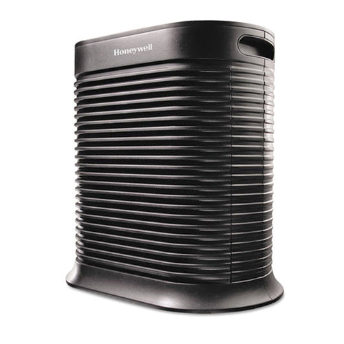 True HEPA Air Purifier, 465 Square Feet Capacity, Black