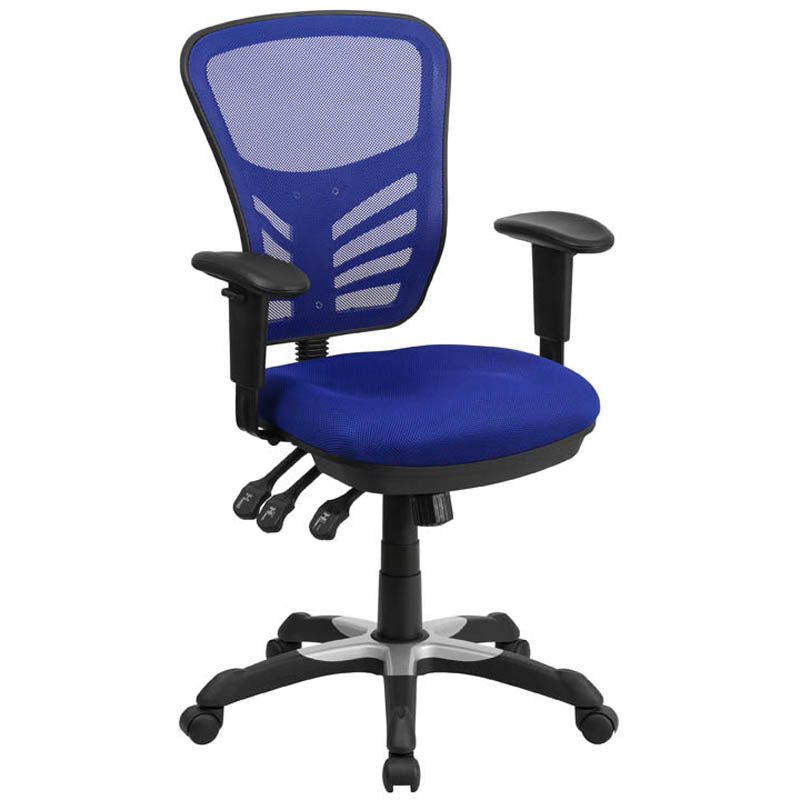 Delicieux Ultimate Mesh Mid Back Chair
