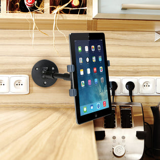 Universal Wall-Mount Tablet Holder