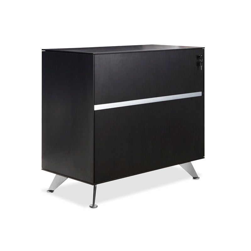 Beau 300 Series Wooden Lateral File Cabinet