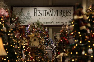 Festival of Trees salt lake city utah