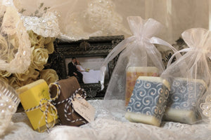 Wedding Favor Soaps