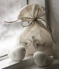 Love Bird Glycerin Soaps - Wedding Favors