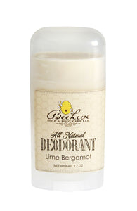 All Natural Deodorant by Beehive Soap and Body Care