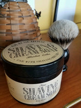 Men's Shaving Cream Soap