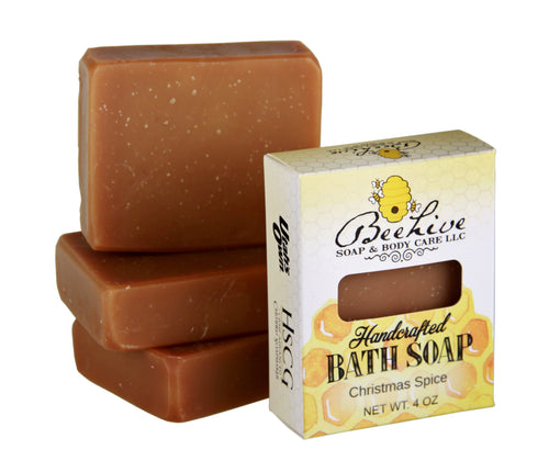 Christmas Spice Soap