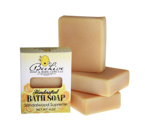 Sandalwood Supreme Soap