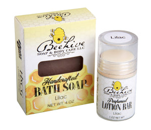 Gift Set - Soap plus Lotion Bar
