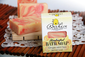 Ginger Mint Tea Soap