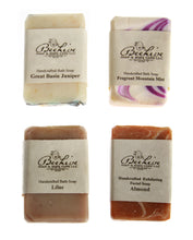 Gift Set - Four Small Soaps