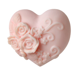 Heart Glycerine Soap