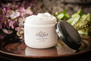 Goat Milk Body Cream